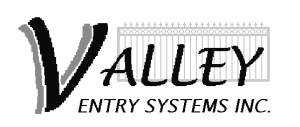 Valley Entry Systems